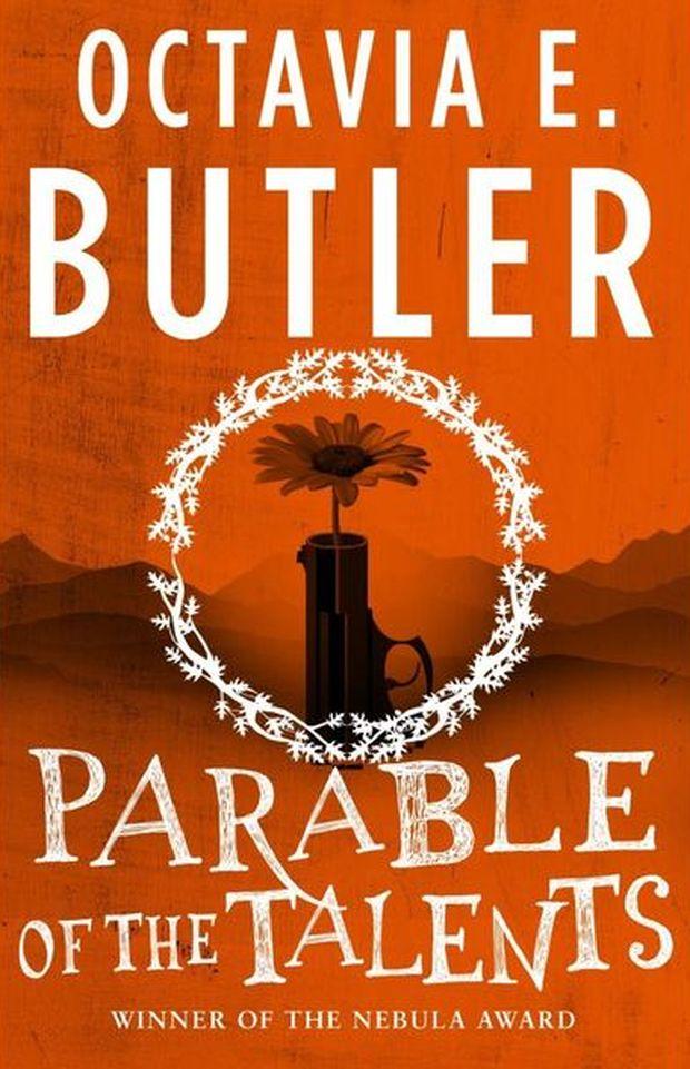 """Capa da edição americana do livro """"A Parábola dos Talentos"""", de Octavia E. Butler"""