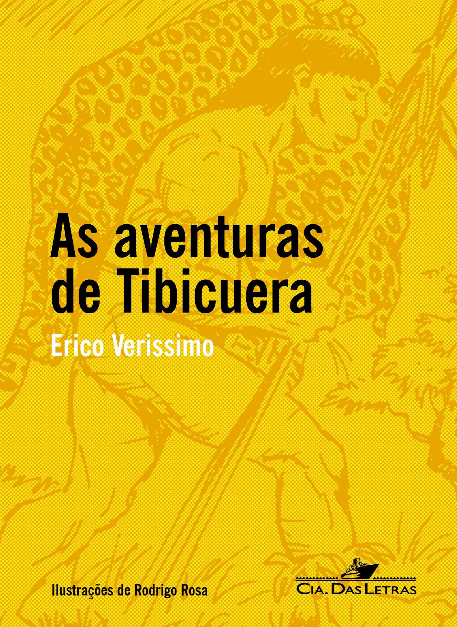 """Capa do livro """"As Aventuras de Tibicuera"""", de Érico Veríssimo (foto: divulgação)"""